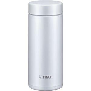 タイガー魔法瓶 ステンレスミニボトル ≪サハラマグ≫ 0.35L アイスホワイト MMZ-A351WS