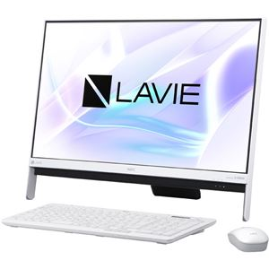 NECパーソナル LAVIE Desk All-in-one - DA350/HAW ファインホワイト