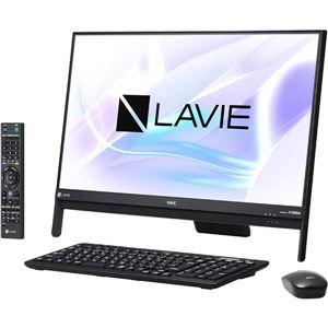 NECパーソナル LAVIE Desk All-in-one - DA370/HAB ファインブラック