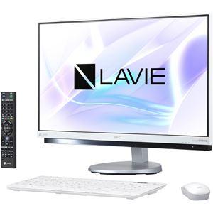 NECパーソナル LAVIE Desk All-in-one - DA770/HAW ファインホワイト