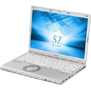 パナソニック Let's note SZ6 法人(Corei5-7300UvPro/4GB/SSD128GB/W10P64/12.1WUXGA/電池S)