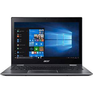 Acer Spin 5 SP513-52N-F78U (Core i7-8550U/8GB/256GBSSD/ドライブなし/13.3/Windows 10 Home(64bit)/Officeなし/スチールグレイ)