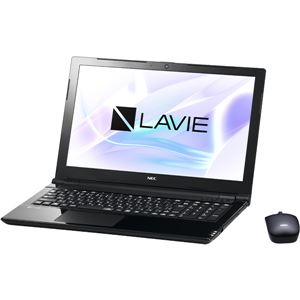 NECパーソナル LAVIE Note Standard - NS150/HAB スターリーブラック