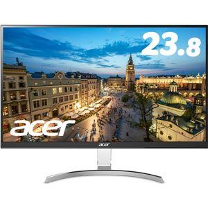 Acer 23.8型ワイド液晶ディスプレイ RC241YUsmidpx(IPS/非光沢/2560x1440/QHD/300cd/4ms/DVI-D(DualLink対応)・HDMI・DisplayPort)