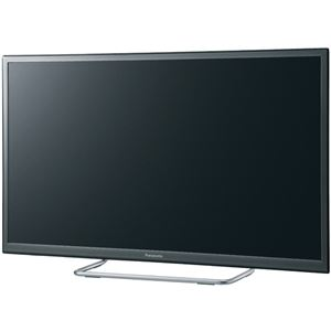 パナソニック(家電) 32V型地上・BS・110度CSデジタルハイビジョン液晶テレビ (ダークシルバー)