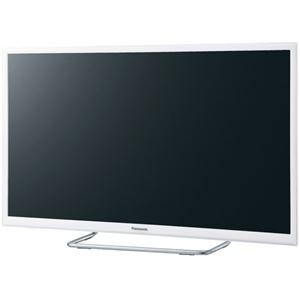 パナソニック(家電) 32V型地上・BS・110度CSデジタルハイビジョン液晶テレビ (ホワイト)