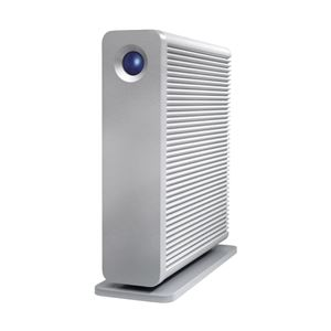 LaCie USB3.0/FireWire800/eSATA対応 3.5インチ外付けHDD/d2 quadraUSB3.0/3TB