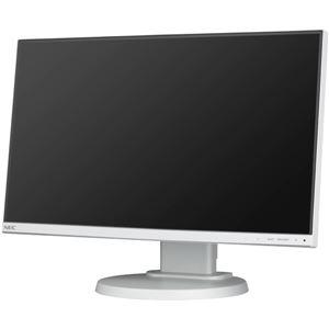 NEC 21.5型3辺狭額縁IPSワイド液晶ディスプレイ(白)