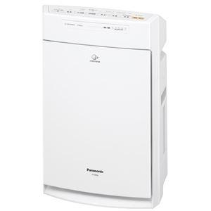 パナソニック(家電) 加湿空気清浄機 25畳 (ホワイト)