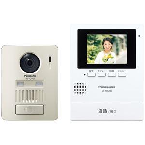 パナソニック(家電) モニター壁掛け式ワイヤレステレビドアホン