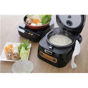 アイリスオーヤマ 米屋の旨み 銘柄炊き ジャー炊飯器 3合 リニューアル