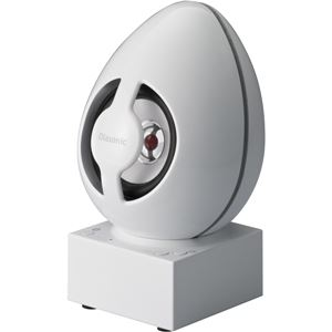 Olasonic ステレオBluetoothモバイルスピーカー (ブリリアントホワイト)