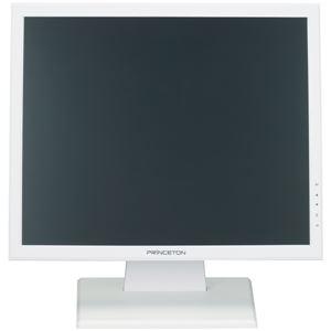 プリンストン 17インチカラー液晶ディスプレイ (ホワイト)