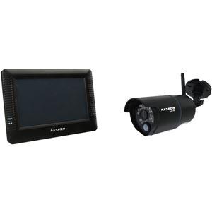 マスプロ電工 モニター&ワイヤレスフルHDカメラセット