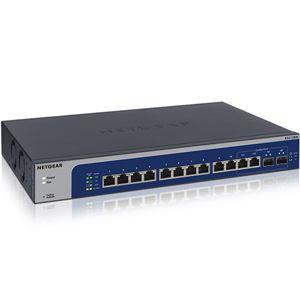 NETGEAR Inc. XS512EM マルチギガ対応10Gx12ポート アンマネージプラス スイッチ