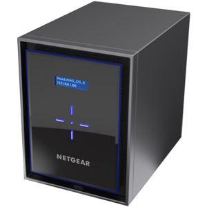 NETGEAR Inc. Eコマース限定モデル ReadyNAS 426 6ベイデスクトップ型ネットワークストレージ(ディスクレスモデル) 1000BASE-T×4