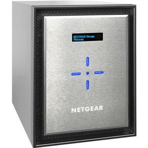 NETGEAR Inc. Eコマース限定モデル ReadyNAS 626X 6ベイデスクトップ型ネットワークストレージ(ディスクレスモデル) 10GBASE-T×2、1000BASE-T×2