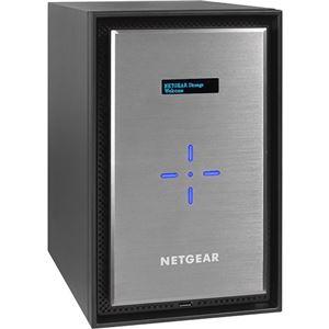NETGEAR Inc. Eコマース限定モデル ReadyNAS 628X 8ベイデスクトップ型ネットワークストレージ(ディスクレスモデル) 10GBASE-T×2、1000BASE-T×2