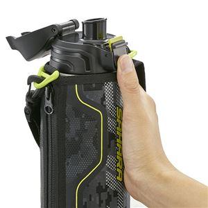 タイガー魔法瓶 ステンレスボトル  サハラ  2WAY 1.0L ブラック