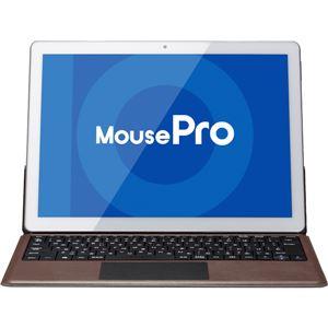 マウスコンピューター(モバイル)12型ワイド2in1タブレットMousePro-P120A(Windows10Pro/CeleronN3450/4GB/64GBeMMC/10点マルチタッチ/フルHD+解像度/指紋認証/8.4時間稼働/1年間ピックアップ保証)