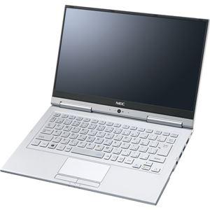 NEC VersaPro タイプVG (Core i5-6200U2.3GHz/4GB/128GB/ドライブなし/Of無/無線LAN/85キー/マウス無/Win7 Pro32(Win10DG)/リカバリ媒体/3年パーツ)