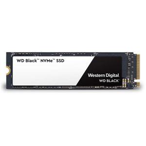 WESTERNDIGITAL(SSD)WDBlackNVMeシリーズSSD500GBPCIeGen38Gb/s、upto4lanesM.22280国内正規代理店品