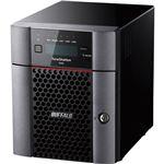 バッファロー TeraStation WSS Windows Storage Server 2016Standard Edition 4ドライブNAS 24TB