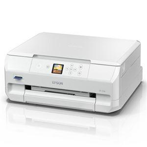 エプソンA4インクジェットプリンター/カラリオ/多機能/6色/無線LAN/Wi-FiDirect/1.44型液晶
