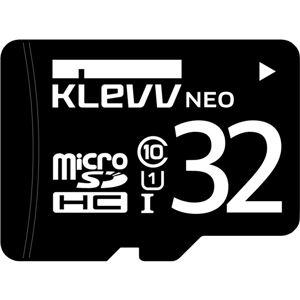 ESSENCOREKLevvmicroSDHCメモリーカード32GBClass10UHS-IU1SDアダプター付