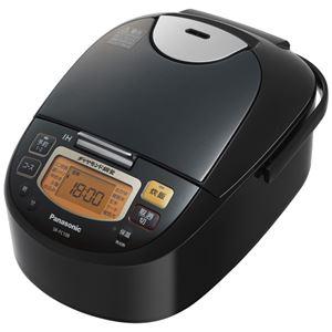 パナソニック(家電) IHジャー炊飯器 1.0L (ステンレスブラック)