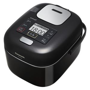 パナソニック(家電) IHジャー炊飯器 1.0L (シャインブラック)