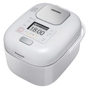 パナソニック(家電) IHジャー炊飯器 1.0L (豊穣ホワイト)