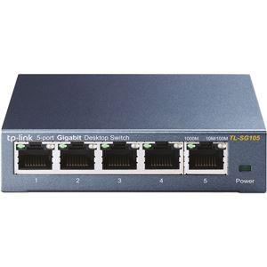 TP-LINK 5ポート 10/100/1000Mbps デスクトップ スイッチ