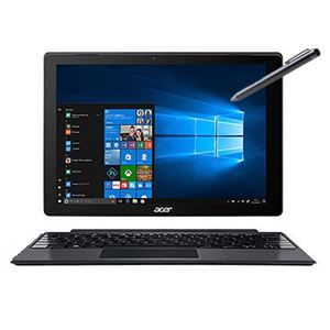 AcerSW512-52P-F58U(Corei5-7200U/8GB/256GBSSD/12.0/2in1/Windows10Pro64bit/指紋認証/マルチタッチ/ペン付/KB付/ドライブなし/1年保証/Officeなし)