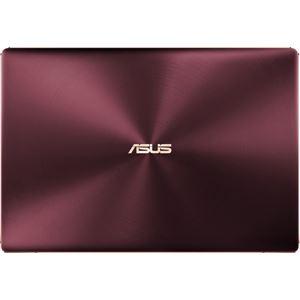 ASUSTeKASUSZenBookS(Windows10Home/Corei5/SSD256GB)バーガンディレッド