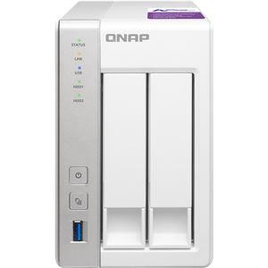 QNAP TS-231P 2TB HDD搭載モデル 5年保守パック (WD Red)