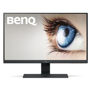ベンキュー 27インチ アイケアモニター/FHDディスプレイ(IPS/ノングレア/フレームレス/ブルーライト軽減/輝度自動調整B.I.技術搭載/D-sub/HDMI1.4/DP1.2/スピーカー)