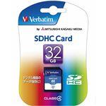 三菱ケミカルメディア SDHC Card 32GB Class 4