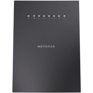 NETGEAR Inc. 802.11ac (1733+866+400Mbps) MU-MIMO対応ドライバンドメッシュWiFiエクステンダー Nighthawk EX8000