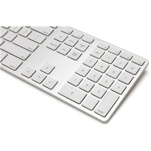 ダイヤテック(FILCO) Matias Wired Aluminum Keyboard for Mac シルバー英語配列