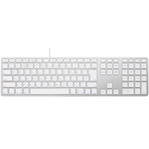 ダイヤテック(FILCO) Matias Wired Aluminum Keyboard for Mac シルバー日本語配列