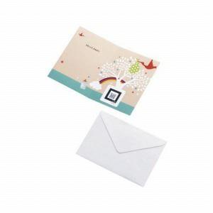[ELECOM(エレコム)] ARグリーティングカード Baby EDT-ARCBY