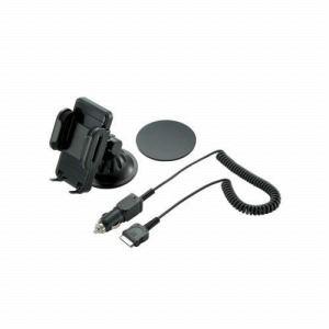 [ELECOM(エレコム)] iPhone用車載ホルダー MPA-CH001DCBK