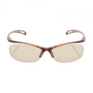 """[ELECOM(エレコム)] ブルーライト対策眼鏡""""PC GLASSES""""(65%カット) OG-YBLP01BR - 拡大画像"""