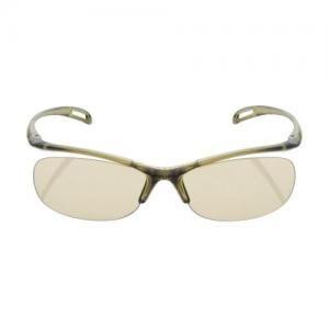 """[ELECOM(エレコム)] ブルーライト対策眼鏡""""PC GLASSES""""(65%カット) OG-YBLP01GN - 拡大画像"""