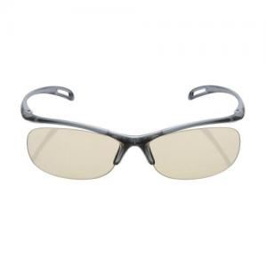 """[ELECOM(エレコム)] ブルーライト対策眼鏡""""PC GLASSES""""(65%カット) OG-YBLP01NV - 拡大画像"""