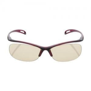 """[ELECOM(エレコム)] ブルーライト対策眼鏡""""PC GLASSES""""(65%カット) OG-YBLP01WN - 拡大画像"""