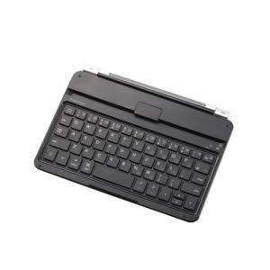 [ELECOM(エレコム)] iPad mini用ワイヤレスキーボードスタンドカバー TK-FBP061ISV - 拡大画像