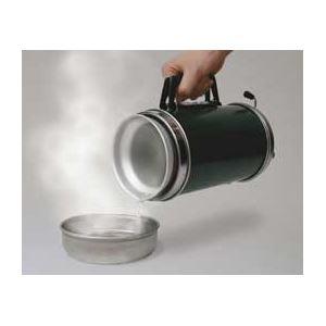 大木製作所 携帯湯沸し器 アルポット グリーン - 拡大画像