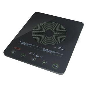 ドリテック/DRETEC フラットIH調理器 DI-106BK2 ブラック